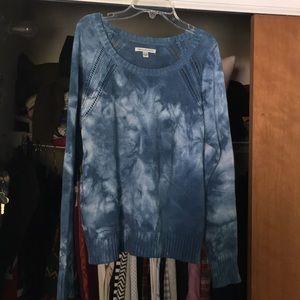 Tie dye sweater american Eagle